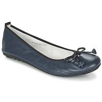 Cipők Női Balerina cipők / babák Mac Douglas ELIANE Tengerész