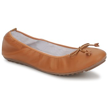 Cipők Női Balerina cipők  Mac Douglas ELIANE Gesztenye