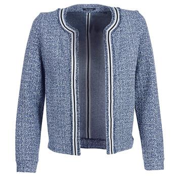 Ruhák Női Kabátok / Blézerek Marc O'Polo CARACOLITE Kék