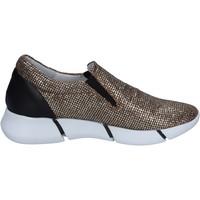 Cipők Női Belebújós cipők Elena Iachi BT588 Arany