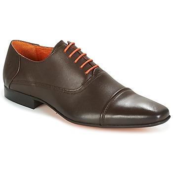 Cipők Férfi Bokacipők Carlington RIOCHI Barna