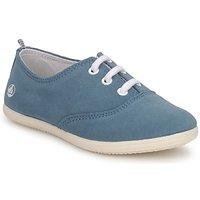 Cipők Gyerek Rövid szárú edzőcipők Petit Bateau KENJI GIRL Kék