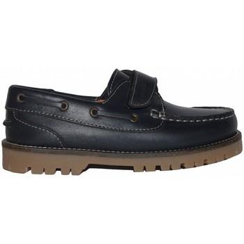 Cipők Fiú Vitorlás cipők Colores 21152-24 Kék