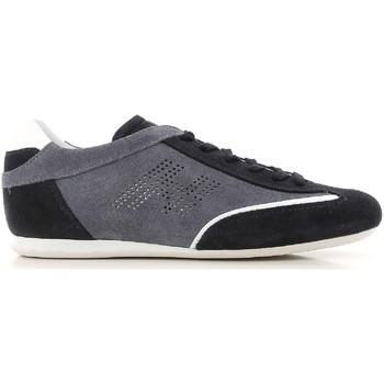 Cipők Férfi Rövid szárú edzőcipők Hogan HXM0520G752I70697U blu