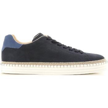 Cipők Férfi Rövid szárú edzőcipők Hogan HXM2600AD506RN669E blu
