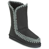 Cipők Női Városi csizmák LPB Shoes NATHALIE Fekete