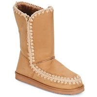 Cipők Női Városi csizmák LPB Shoes NATHALIE Teve