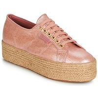 Cipők Női Rövid szárú edzőcipők Superga 2790 LINRBRROPE Rózsaszín