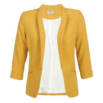Ruhák Női Kabátok / Blézerek Betty London IOUPA Citromsárga