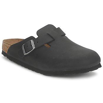 Cipők Klumpák Birkenstock BOSTON PREMIUM Fekete