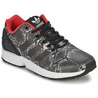 Shoes Női Rövid szárú edzőcipők adidas Originals ZX FLUX W Szürke