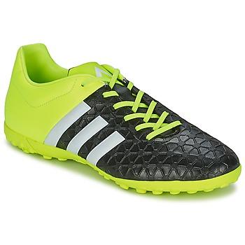 Cipők Férfi Foci adidas Performance ACE 15.4 TF Fekete  / Citromsárga