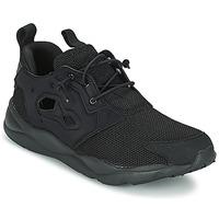 Shoes Férfi Rövid szárú edzőcipők Reebok Classic FURYLITE Fekete