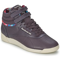 Shoes Női Magas szárú edzőcipők Reebok Classic F/S HI GEO GRAPHICS Lila
