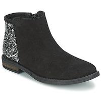 Cipők Lány Csizmák Acebo's MERY Fekete