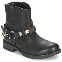 Cipők Lány Csizmák Acebo's JERIE Fekete