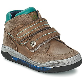 Cipők Lány Magas szárú edzőcipők Acebo's ACERA Tópszínű