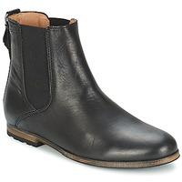 Shoes Női Csizmák Aigle MONTAIGU 2 Fekete