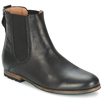 Cipők Női Csizmák Aigle MONTAIGU 2 Fekete