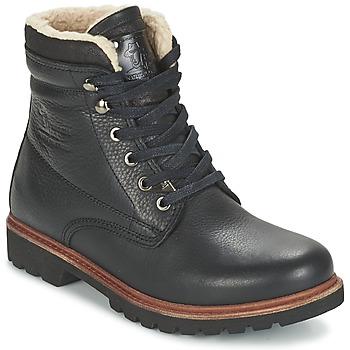 Shoes Férfi Csizmák Panama Jack PANAMA Fekete