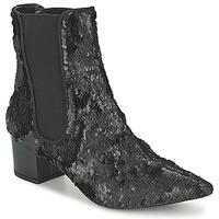 Cipők Női Csizmák RAS ANAHI Fekete