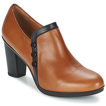 Cipők Női Bokacsizmák Hispanitas ARLENE Barna