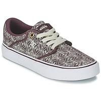 Cipők Női Rövid szárú edzőcipők DC Shoes MIKEY TAYLOR VU Syrah