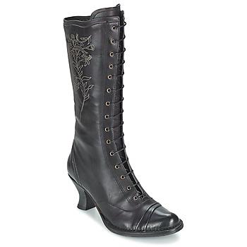 Cipők Női Városi csizmák Neosens ROCOCO Fekete