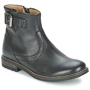 Cipők Lány Csizmák Shwik WACO BASE Fekete