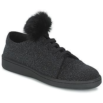 Cipők Női Rövid szárú edzőcipők Miista ADALYN Kék / Sötét