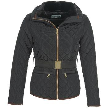 Ruhák Női Steppelt kabátok Best Mountain AOUINETI Fekete