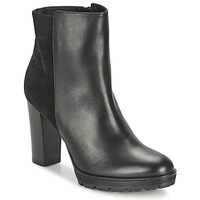 Cipők Női Bokacsizmák Nome Footwear CLAQUANTE Fekete