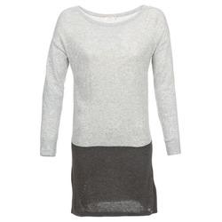 Ruhák Női Rövid ruhák DDP EMMI Fekete  / Szürke