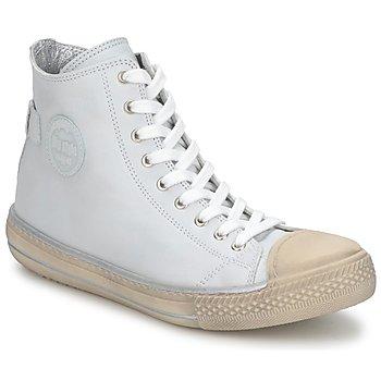 Cipők Gyerek Magas szárú edzőcipők Hip LOUGO Krém