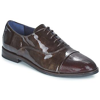 Cipők Női Oxford cipők Dorking RAQUEL Barna