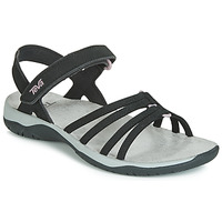 Cipők Női Szandálok / Saruk Teva ELZADA SANDAL WEB Fekete