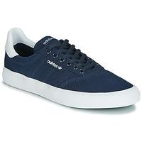 Cipők Rövid szárú edzőcipők adidas Originals 3MC Kék / Sötétkék