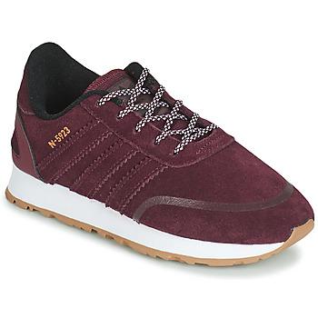Cipők Gyerek Rövid szárú edzőcipők adidas Originals N-5923 C Bordó