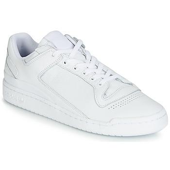 Cipők Férfi Rövid szárú edzőcipők adidas Originals FORUM LO DECON Fehér