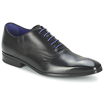 Cipők Férfi Bőrcipők Azzaro NOBODAN Fekete