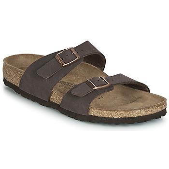 Cipők Női Papucsok Birkenstock SYDNEY Barna