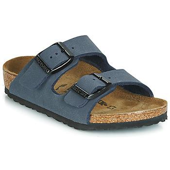 Cipők Fiú Papucsok Birkenstock ARIZONA Sötétkék