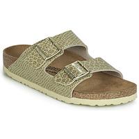 Cipők Női Papucsok Birkenstock ARIZONA Arany