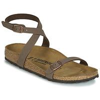 Cipők Női Szandálok / Saruk Birkenstock DALOA Barna