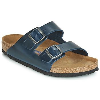 Cipők Férfi Papucsok Birkenstock ARIZONA SFB Kék