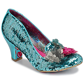 Cipők Női Félcipők Irregular Choice CARIAD Kék