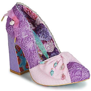 Cipők Női Félcipők Irregular Choice TI AMO Lila