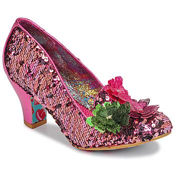 Cipők Női Félcipők Irregular Choice CARIAD Rózsaszín
