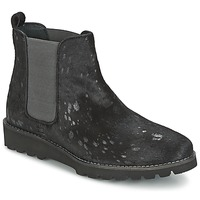 Cipők Női Csizmák Maruti PASSION Fekete