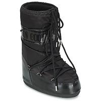 Cipők Női Hótaposók Moon Boot MOON BOOT GLANCE Fekete